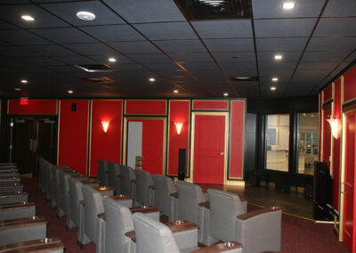 Theater Interior Painting