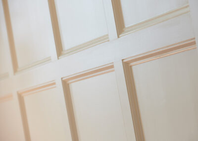 Wainscoting Painting